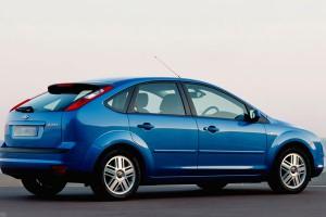 Ford Fokus второго поколения фото