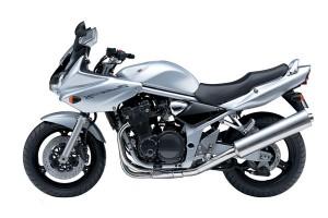 Мотоцикл Suzuki GSF 1200 S Bandi металлик