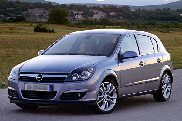 Opel Astra (фото-2)