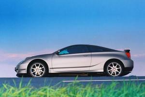 Toyota Cilica T-Sport фото