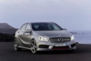 Хэтчбек Mercedes A-Class