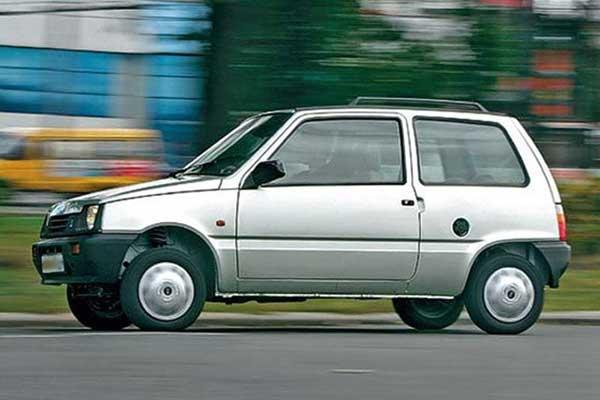 Автомобиль ВАЗ - 1111 (фото-2)