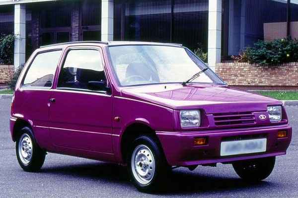 Автомобиль ВАЗ - 1111 (фото-3)