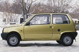 Автомобиль ВАЗ - 1111 фото