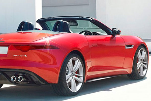 Обзор Jaguar F-Type