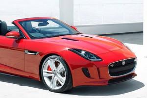 Обзор спортивного кабриолета Jaguar F-Type фото