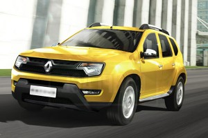 Улучшенный Renault Duster 2014 фото
