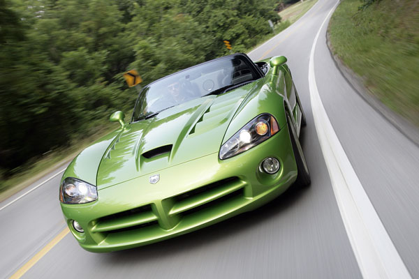 Dodge Viper фото