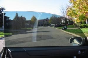 Электронная тонировка стекол фото