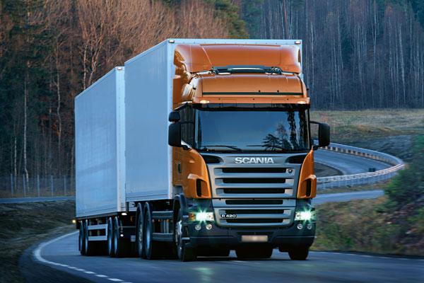 Подробности про Scania