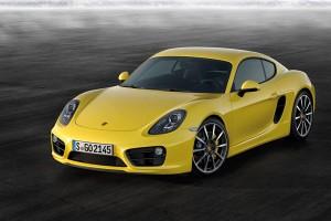 Porsche Cayman 2013 фото