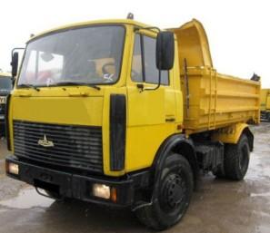 Автомобиль МАЗ-5551