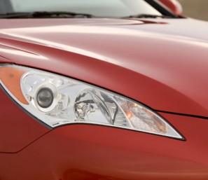 Автомобиль Hyundai Genesis Coupe
