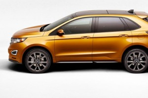 Новый Ford Edge