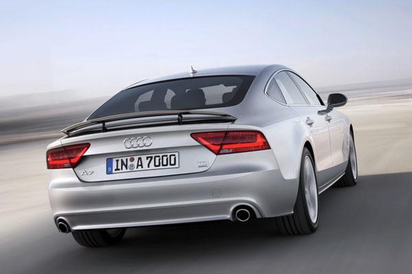 Audi A7 Sportback небольшой тюнинг