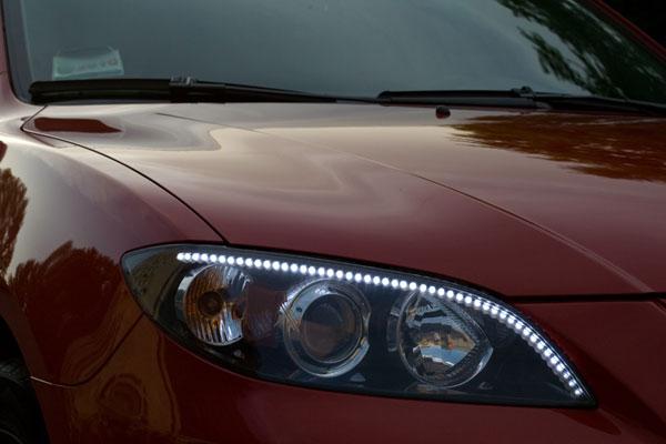 Светодиодные фары для автомобиля