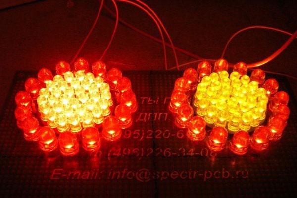 Светодиодные фары (фото-3)