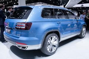 Volkswagen CrossBlue фото