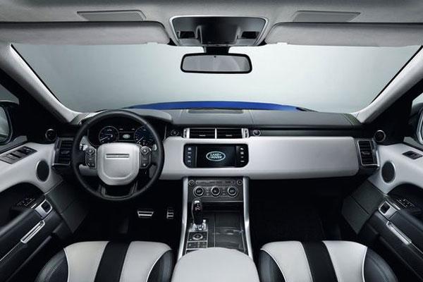 Range Rover Sport HST фото салона