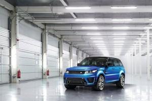 Range Rover Sport HST фото