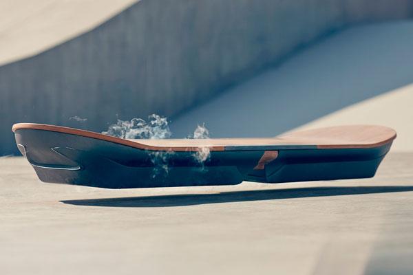 скейтборд от Lexus фото
