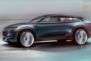 Audi - E-Tron Q6