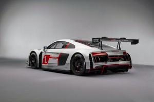 Спорткар Audi R8 LMS