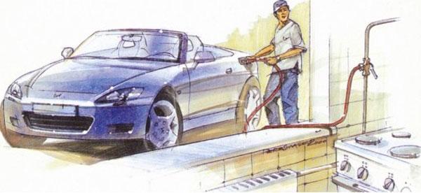 Бонусы газомоторов: какие преимущества сегодня уже доступны владельцам метановых автомобилей