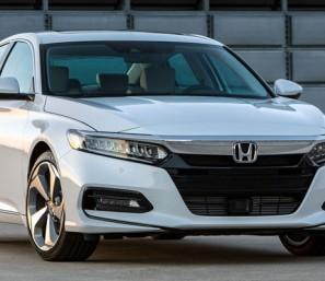 Седан бизнес класса Honda Accord