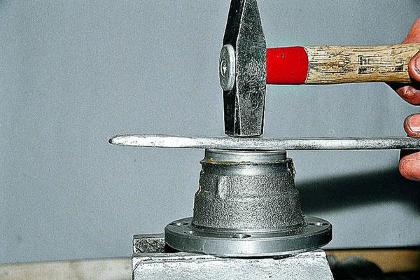 Замена подшипника ступицы на ВАЗ 2106 фото-4